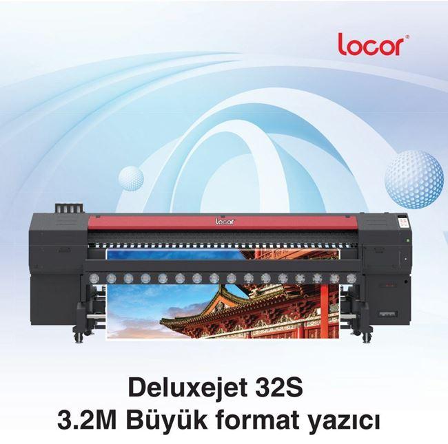 Locor Deluxejet 32S Büyük Format Yazıcı 3.2M resmi