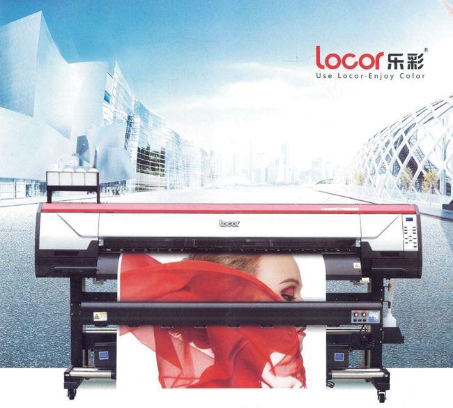 Locor Ultra Serisi Piezo Dijital Inkjet Yazıcılar resmi